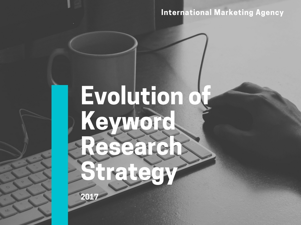 keyword research strategy
