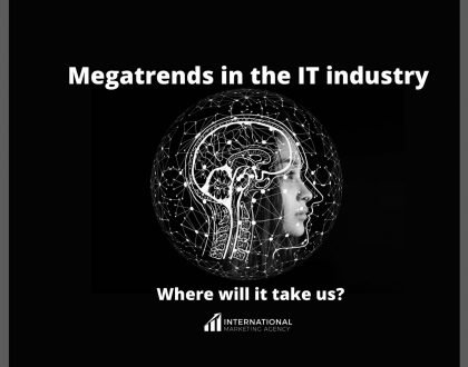 Megatrends in the IT industry - where will it take us?