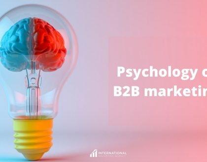 Psychology of B2B marketing
